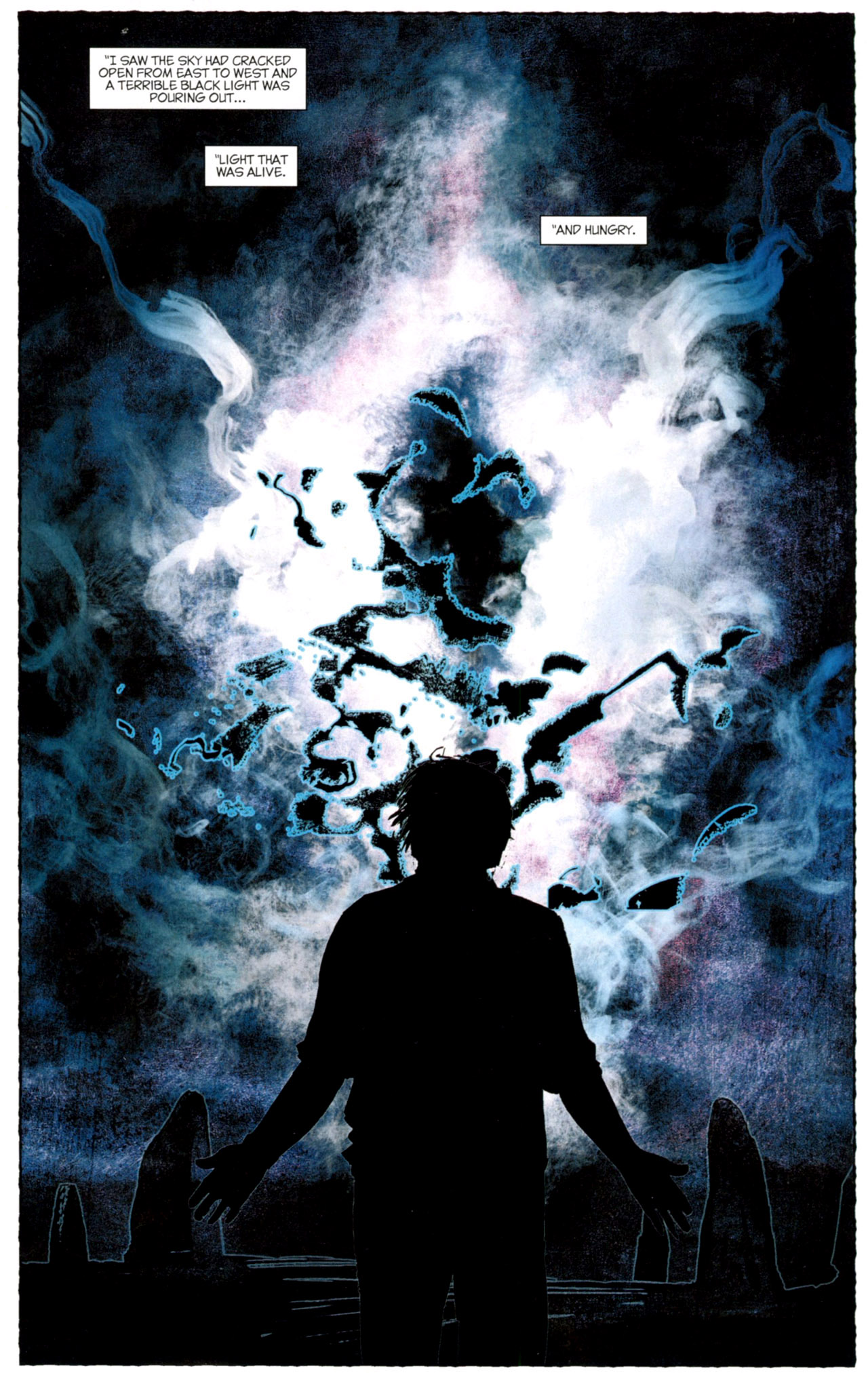 Read online Stephen King's N. comic -  Issue #2 - 13