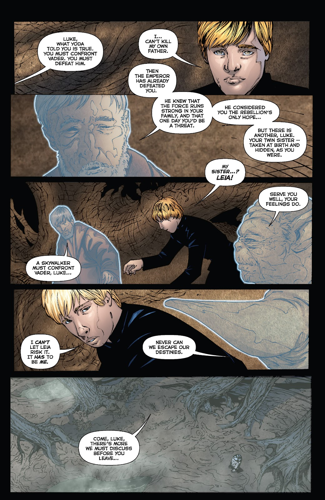 Read online Star Wars Legends: Infinities - Epic Collection comic -  Issue # TPB (Part 3) - 26