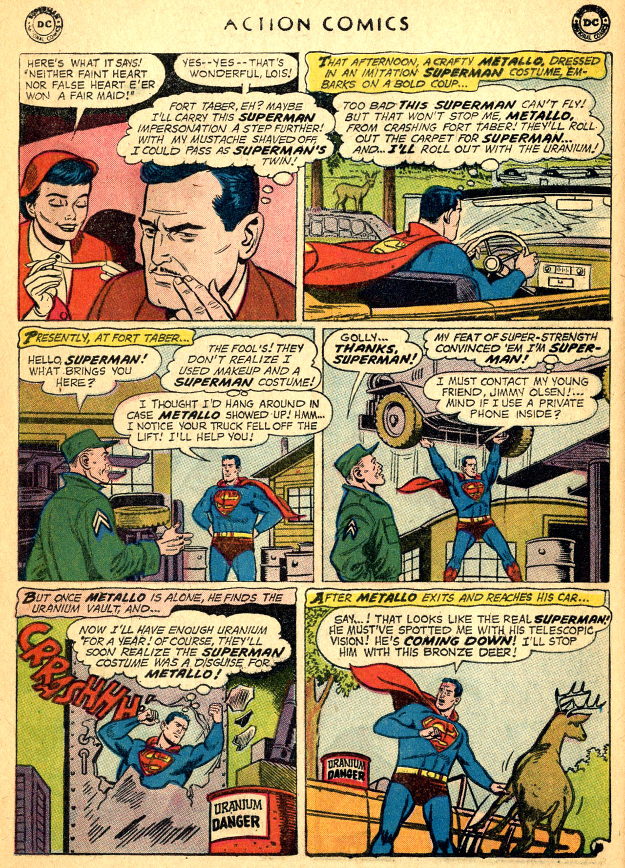 Read online Action Comics (1938) comic -  Issue #252 - 12