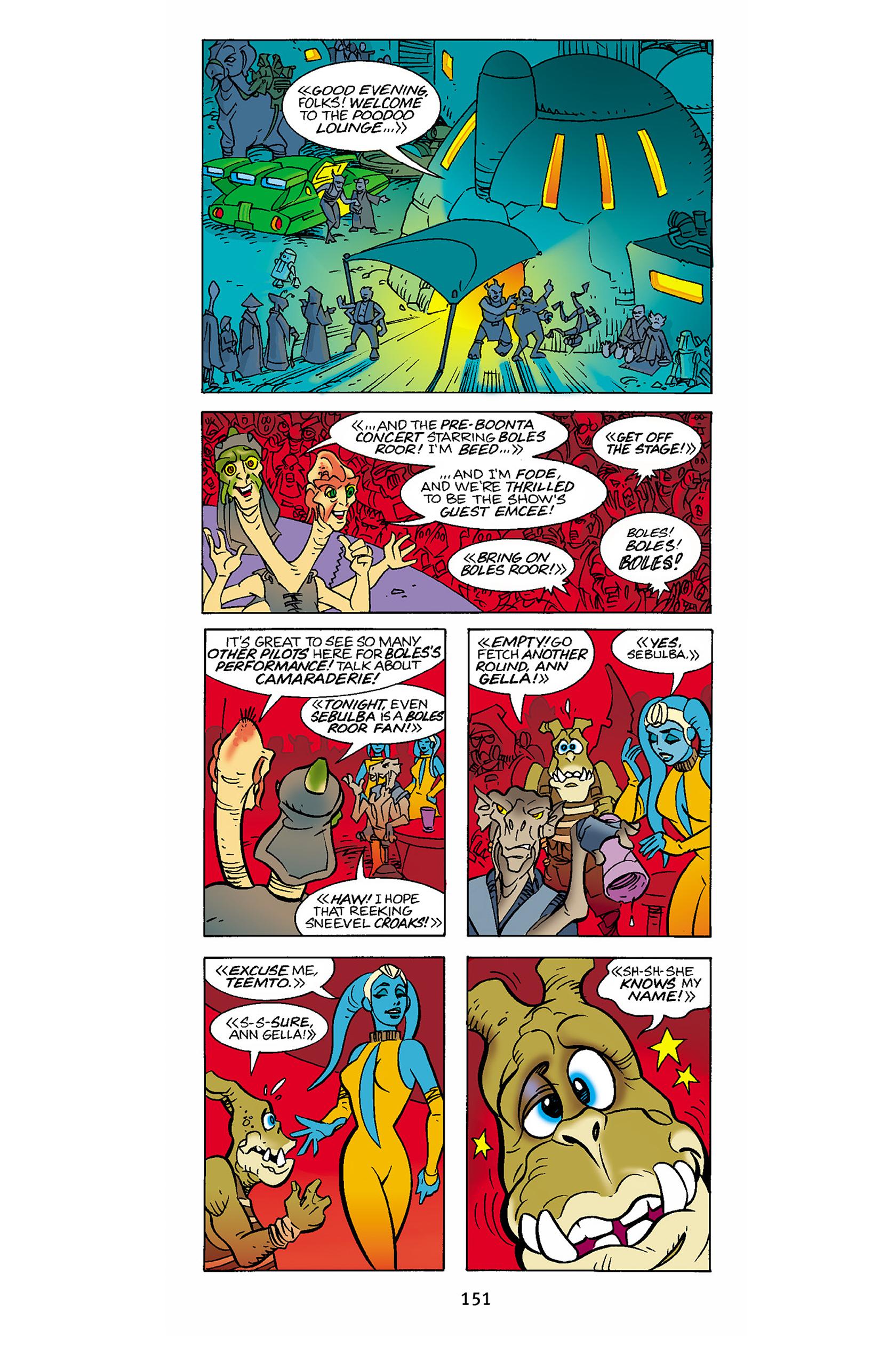 Read online Star Wars Omnibus comic -  Issue # Vol. 30 - 148