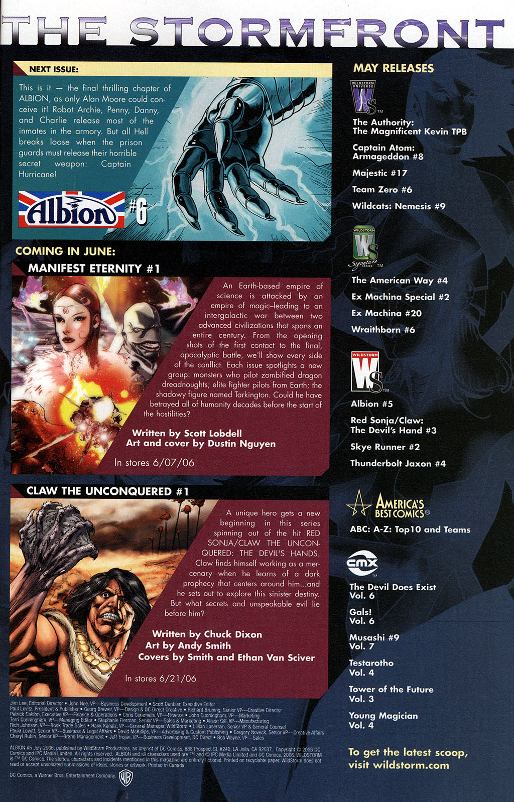 Read online Albion comic -  Issue #5 - 24