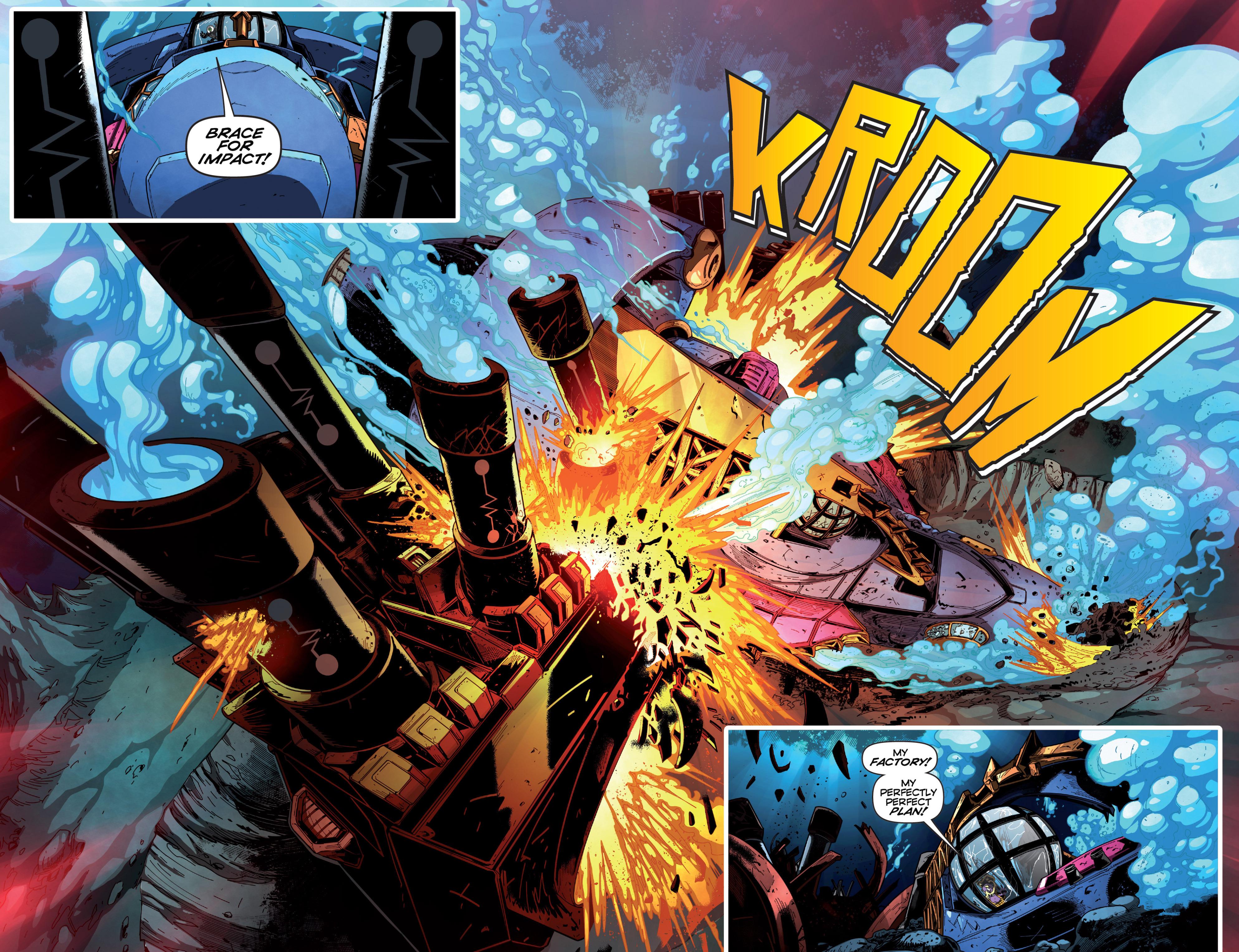 Read online Skylanders Superchargers comic -  Issue #6 - 14