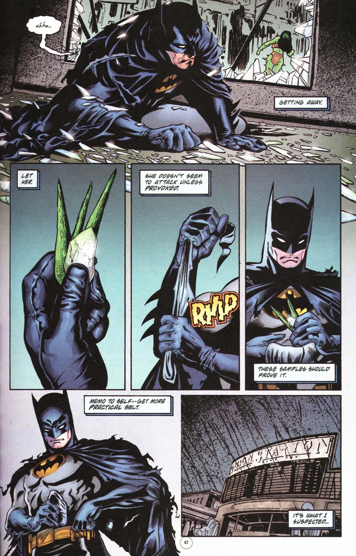 Read online Batman: No Man's Land comic -  Issue #0 - 43