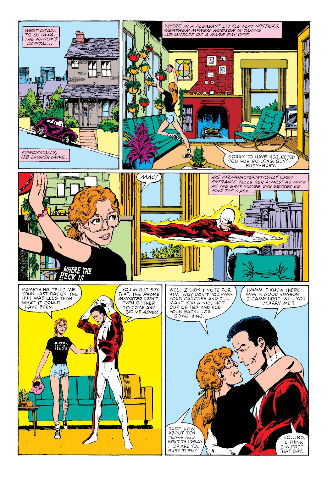 Alpha Flight (1983) issue _Facsimile_Edition_1 - Page 18