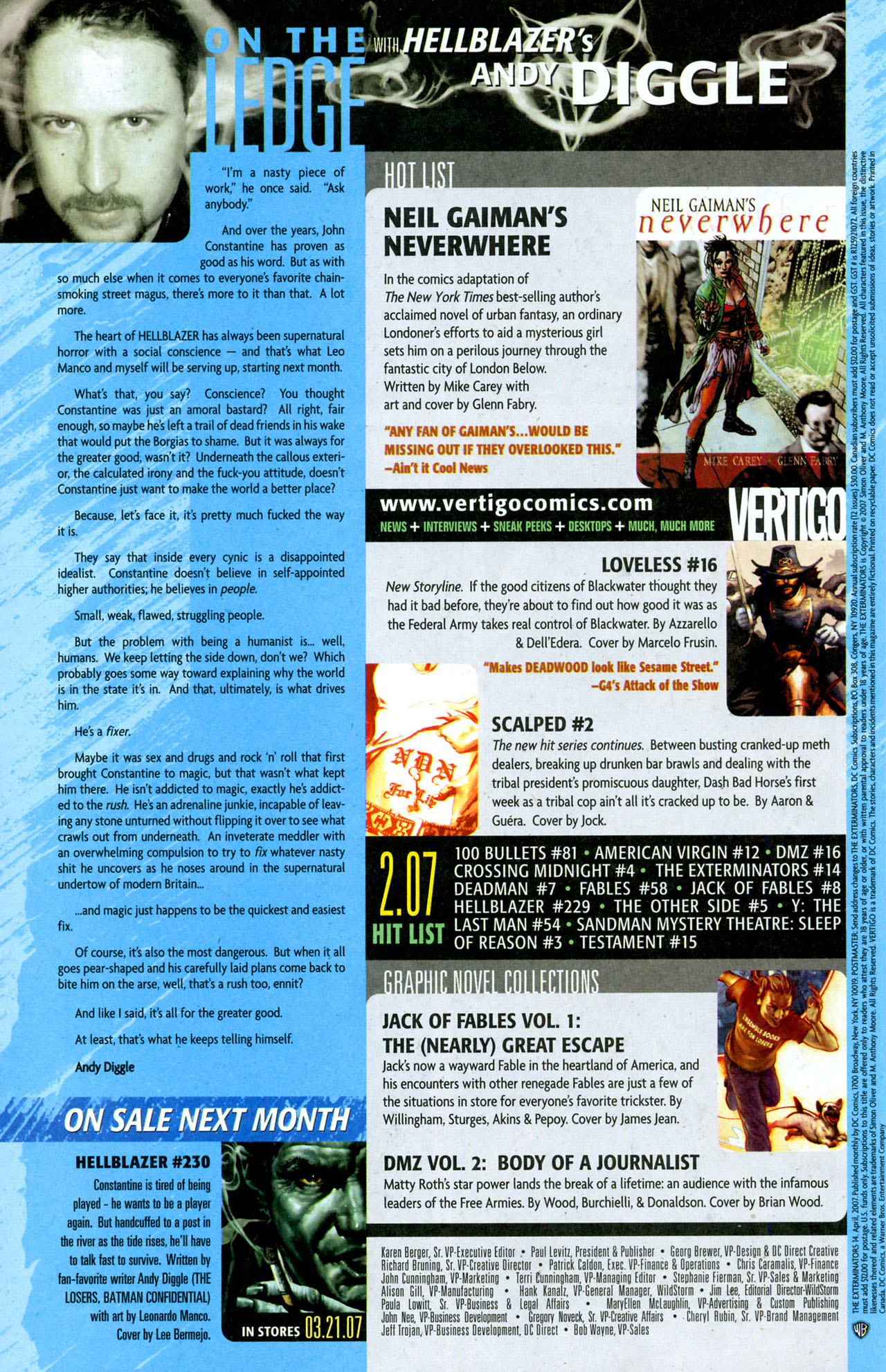 Read online The Exterminators comic -  Issue #14 - 24