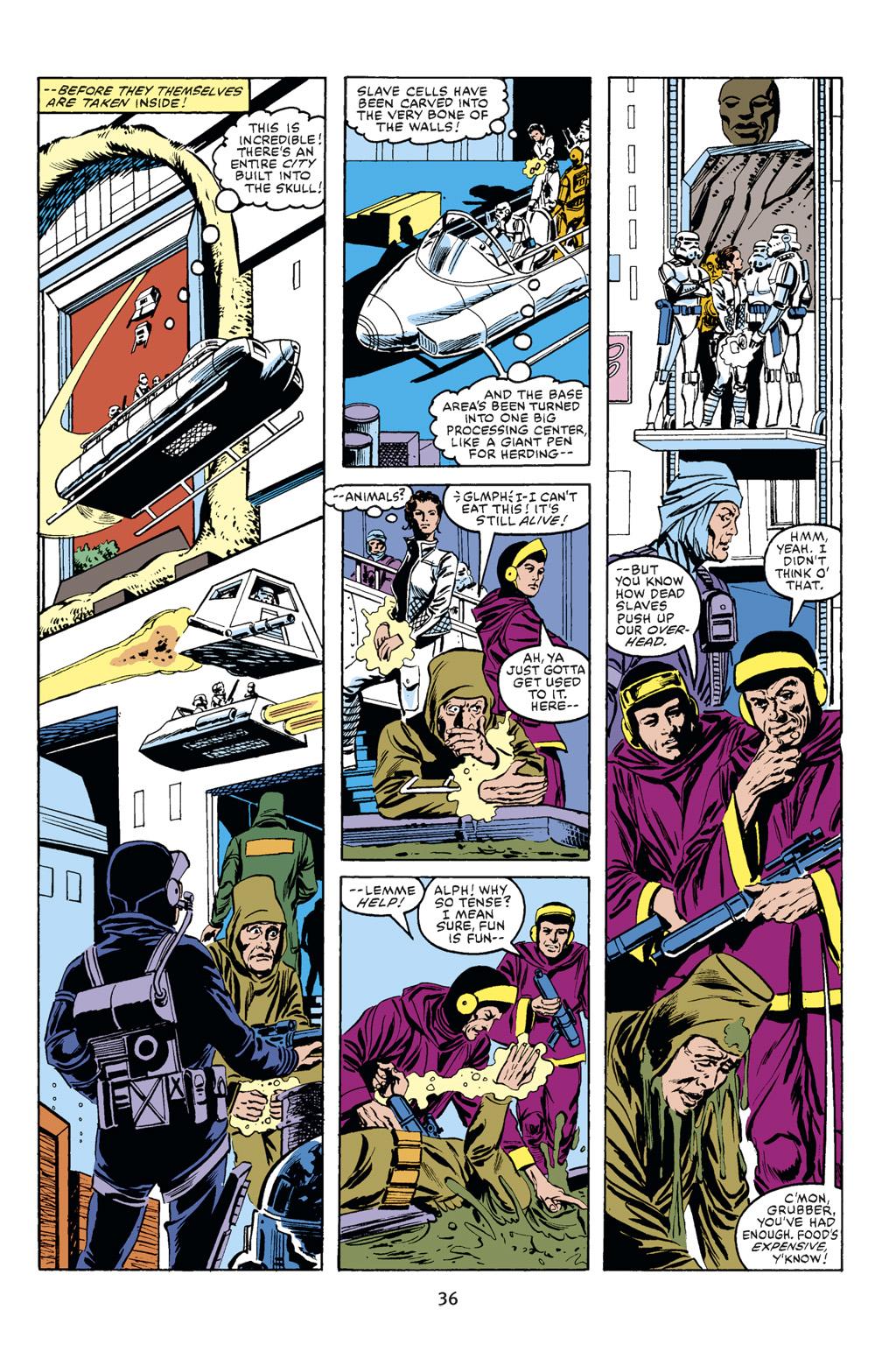 Read online Star Wars Omnibus comic -  Issue # Vol. 18 - 30