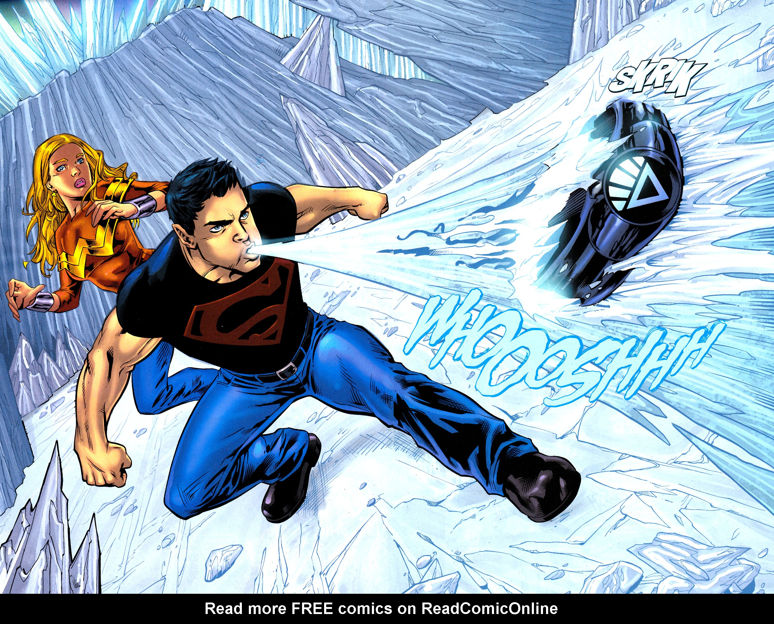 Read online Adventure Comics (2009) comic -  Issue #7 - 23
