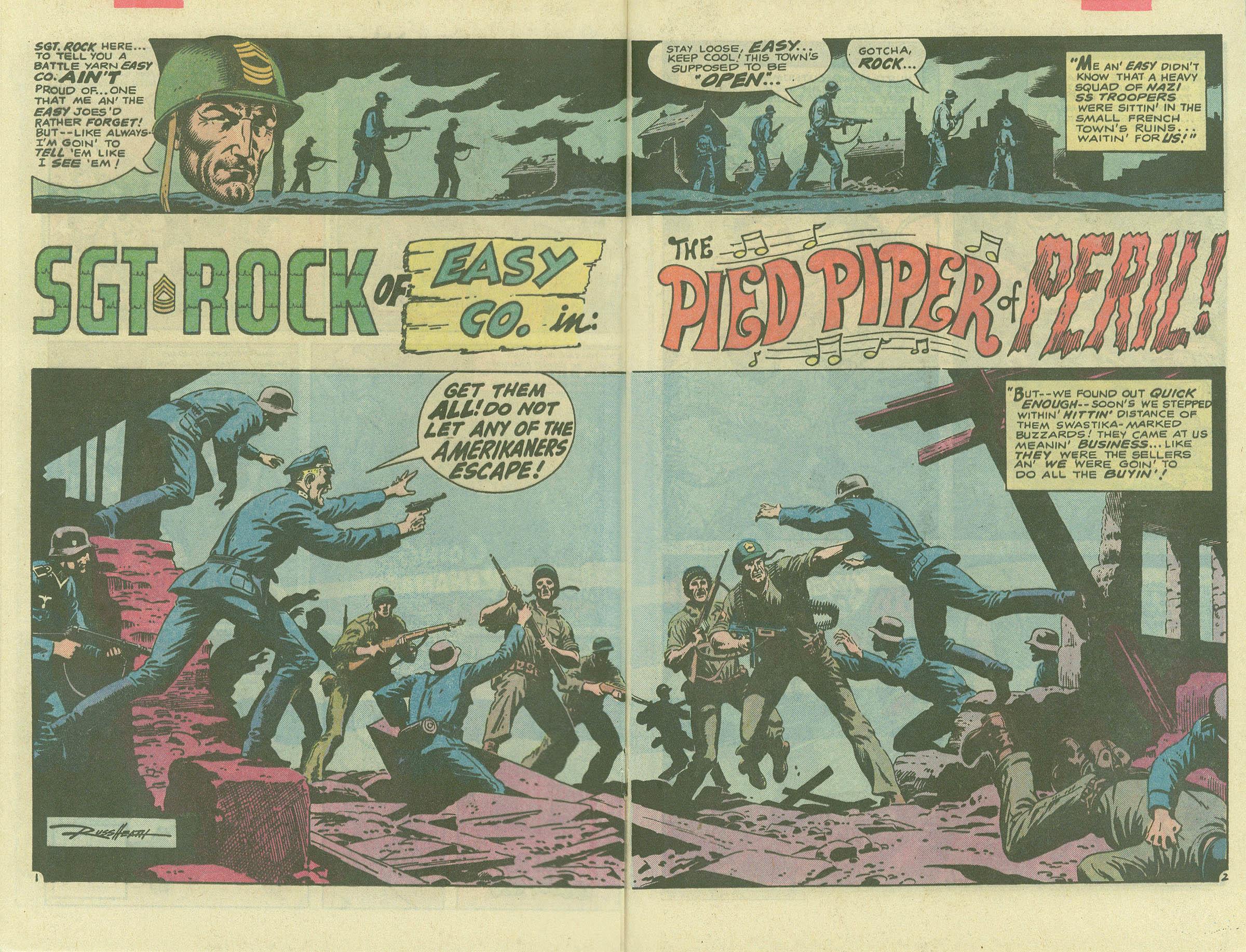 Read online Sgt. Rock comic -  Issue #396 - 18