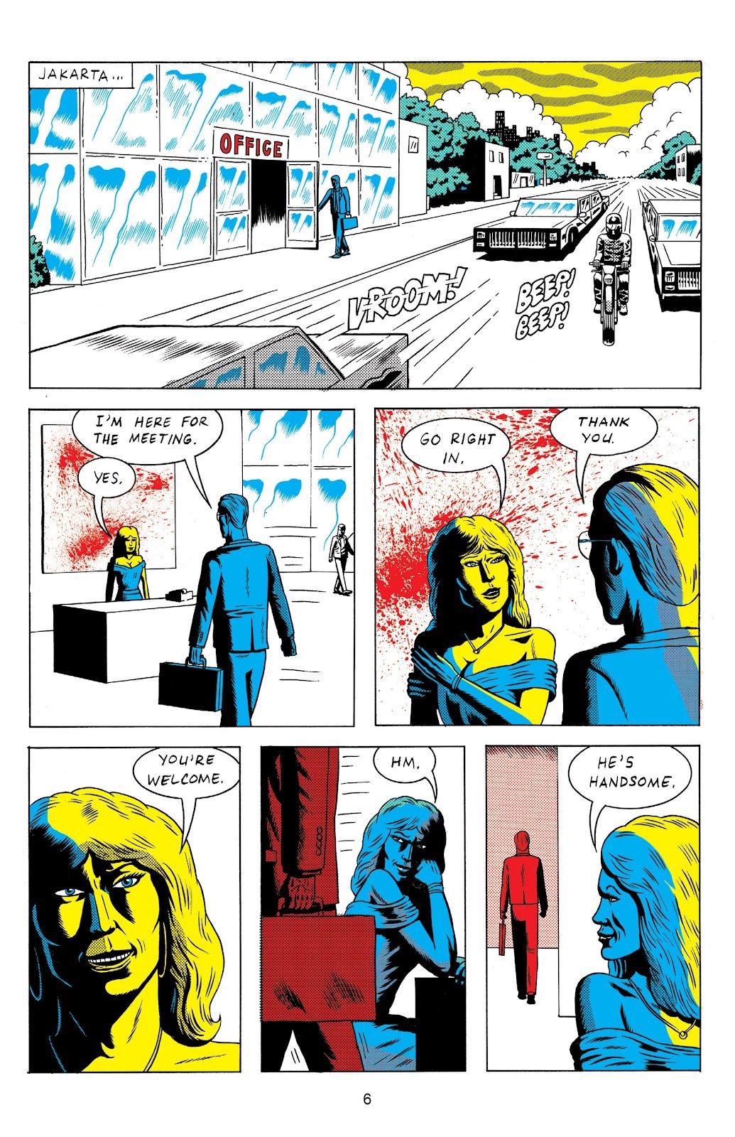 Read online Terror Assaulter: O.M.W.O.T (One Man War On Terror) comic -  Issue # TPB - 7
