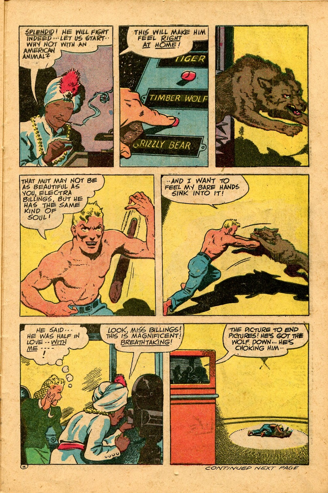 Read online Famous Funnies comic -  Issue #136 - 29