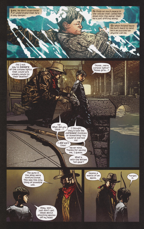 Read online Dark Tower: The Gunslinger - The Man in Black comic -  Issue #4 - 3