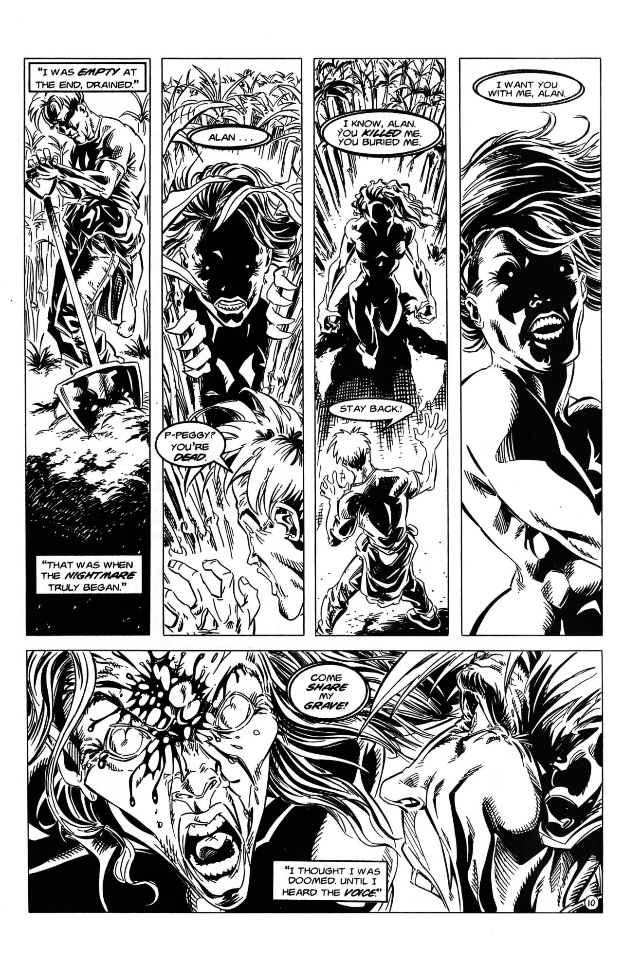 Read online Dr. Weird (1997) comic -  Issue #2 - 12