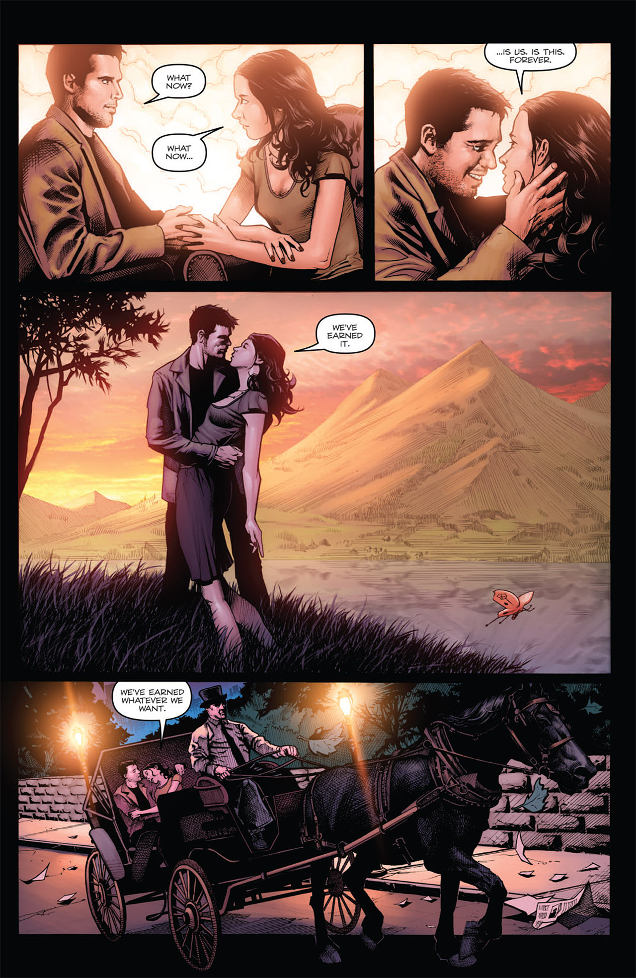 Read online Angel: After The Fall comic -  Issue #7 - 7