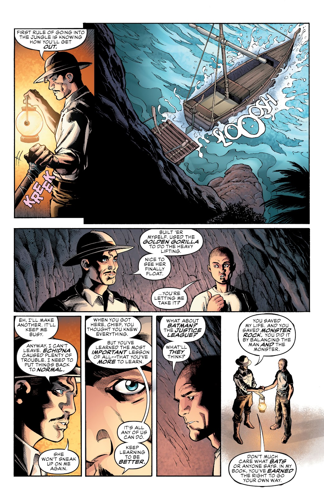 Read online Damage (2018) comic -  Issue #16 - 23