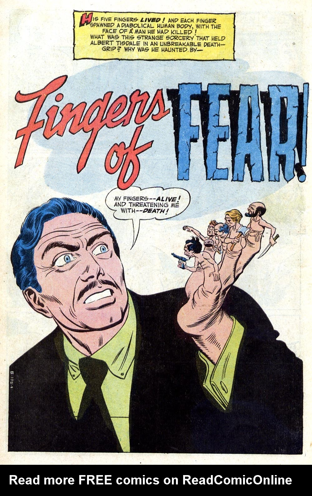 The Witching Hour (1969) issue 17 - Page 12