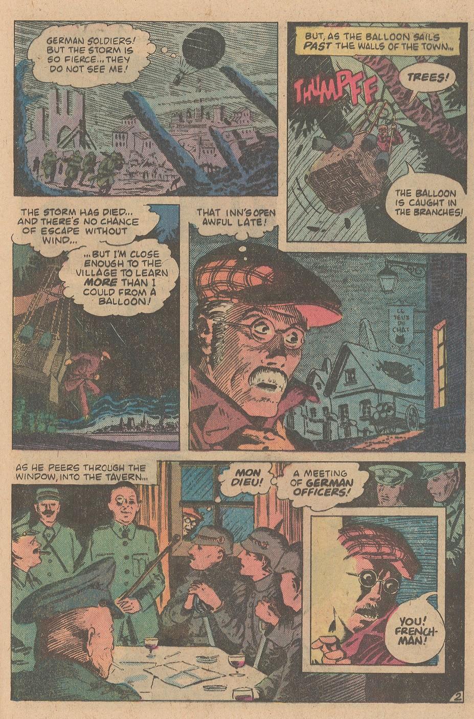 Read online Sgt. Rock comic -  Issue #355 - 16