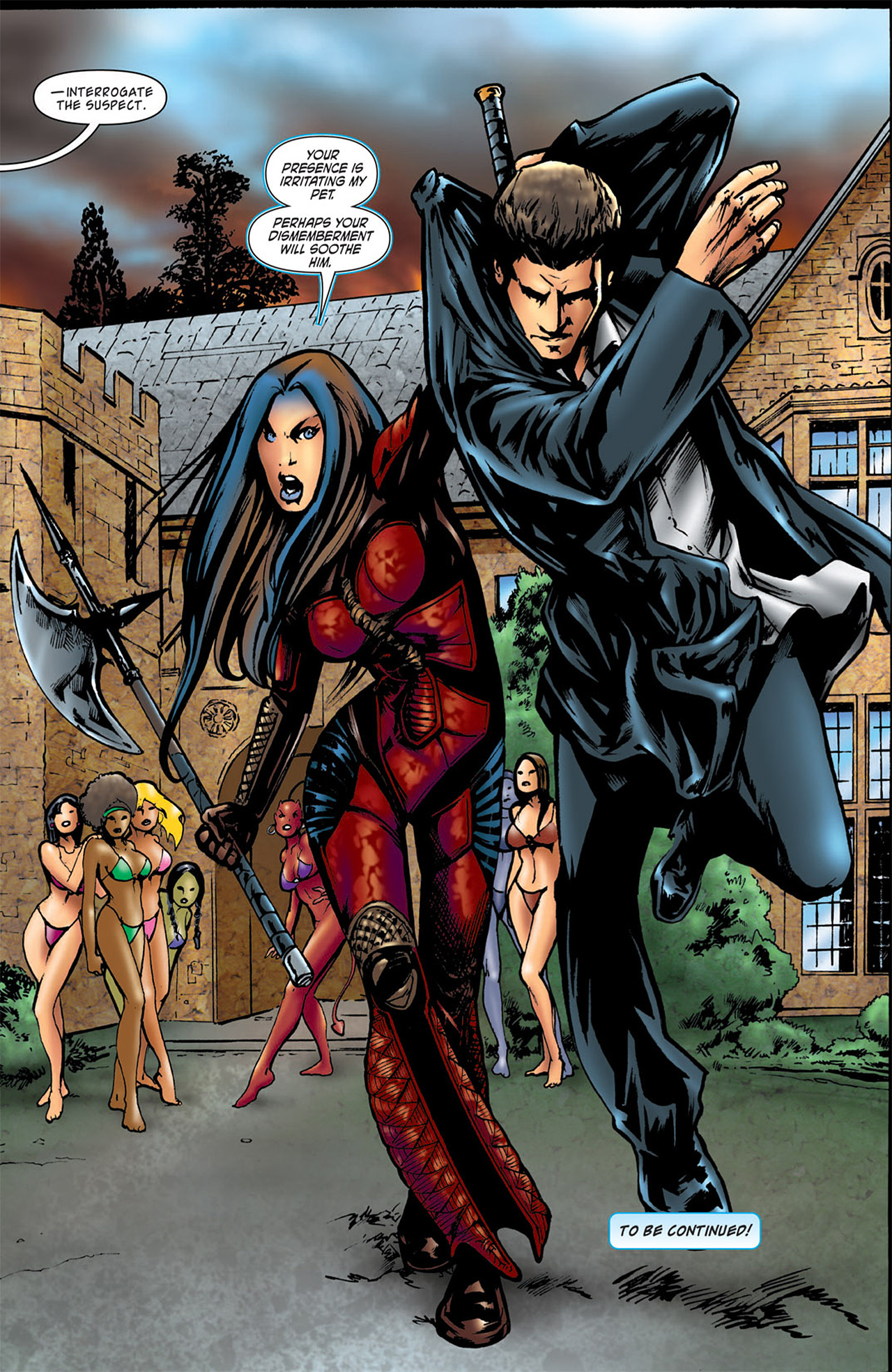 Read online Angel: After The Fall comic -  Issue #2 - 25