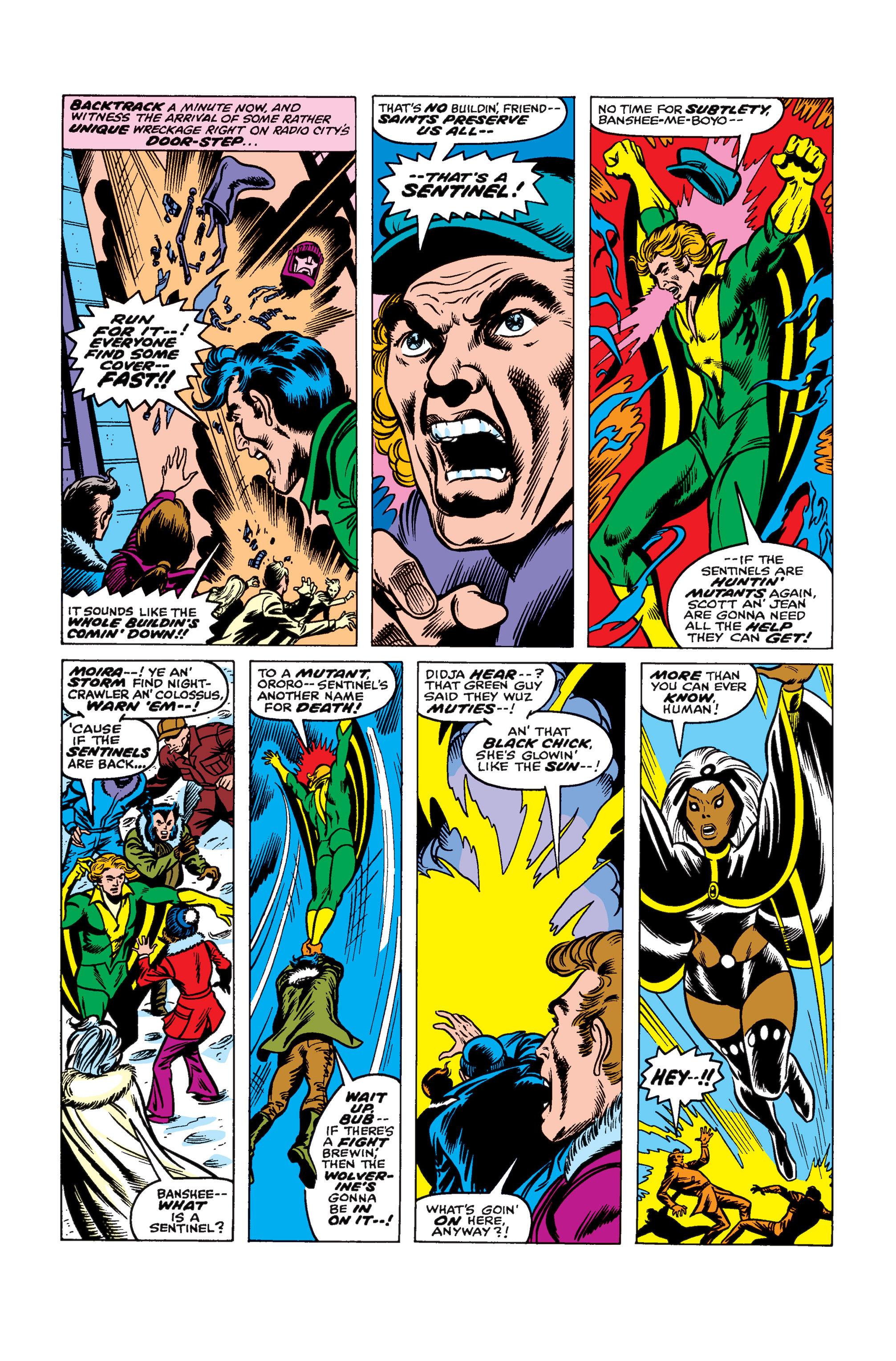 Uncanny X-Men (1963) 98 Page 6