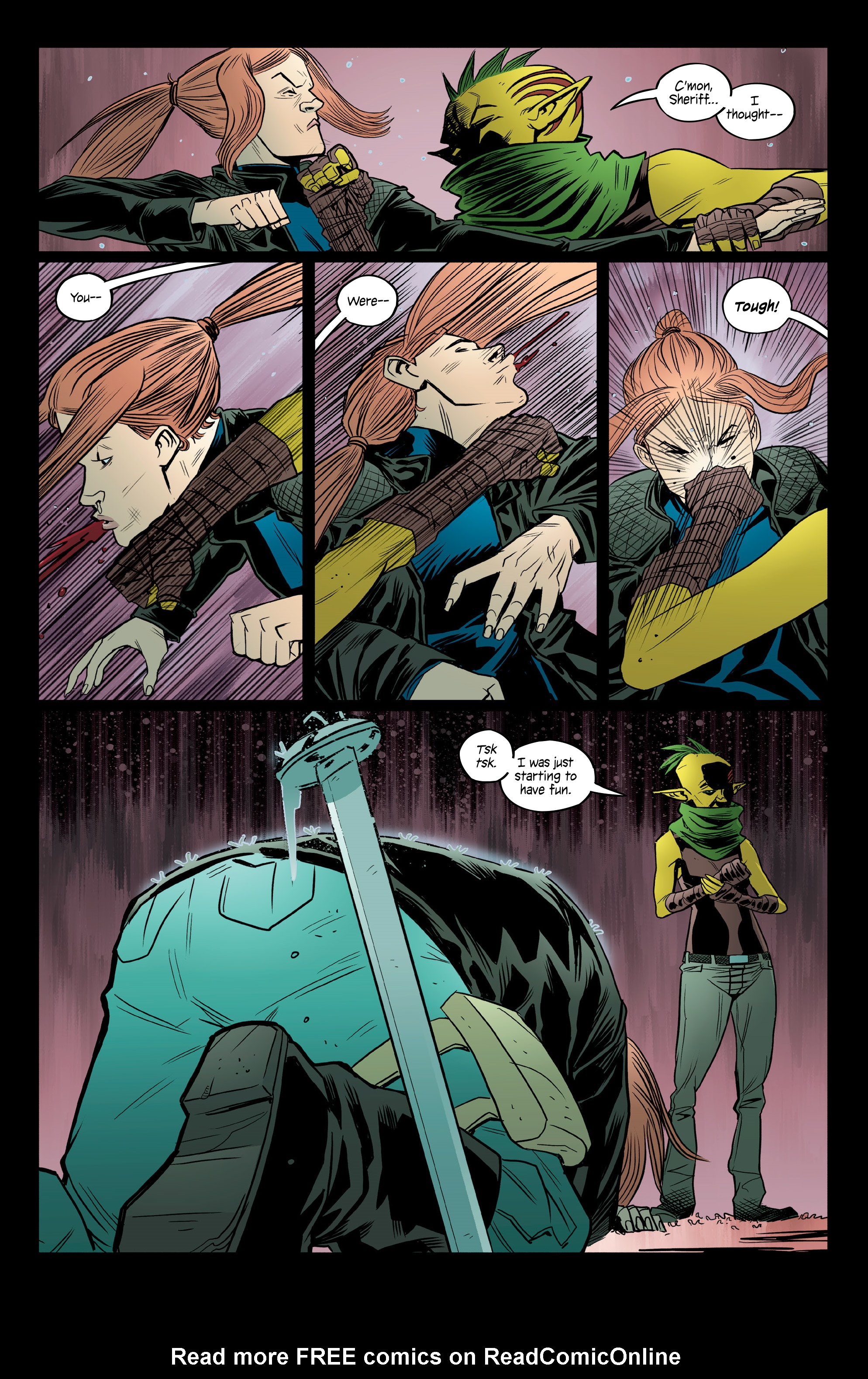 Read online Copperhead comic -  Issue #14 - 19