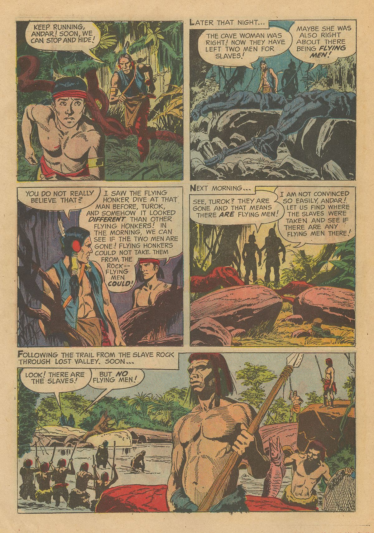 Read online Turok, Son of Stone comic -  Issue #54 - 26