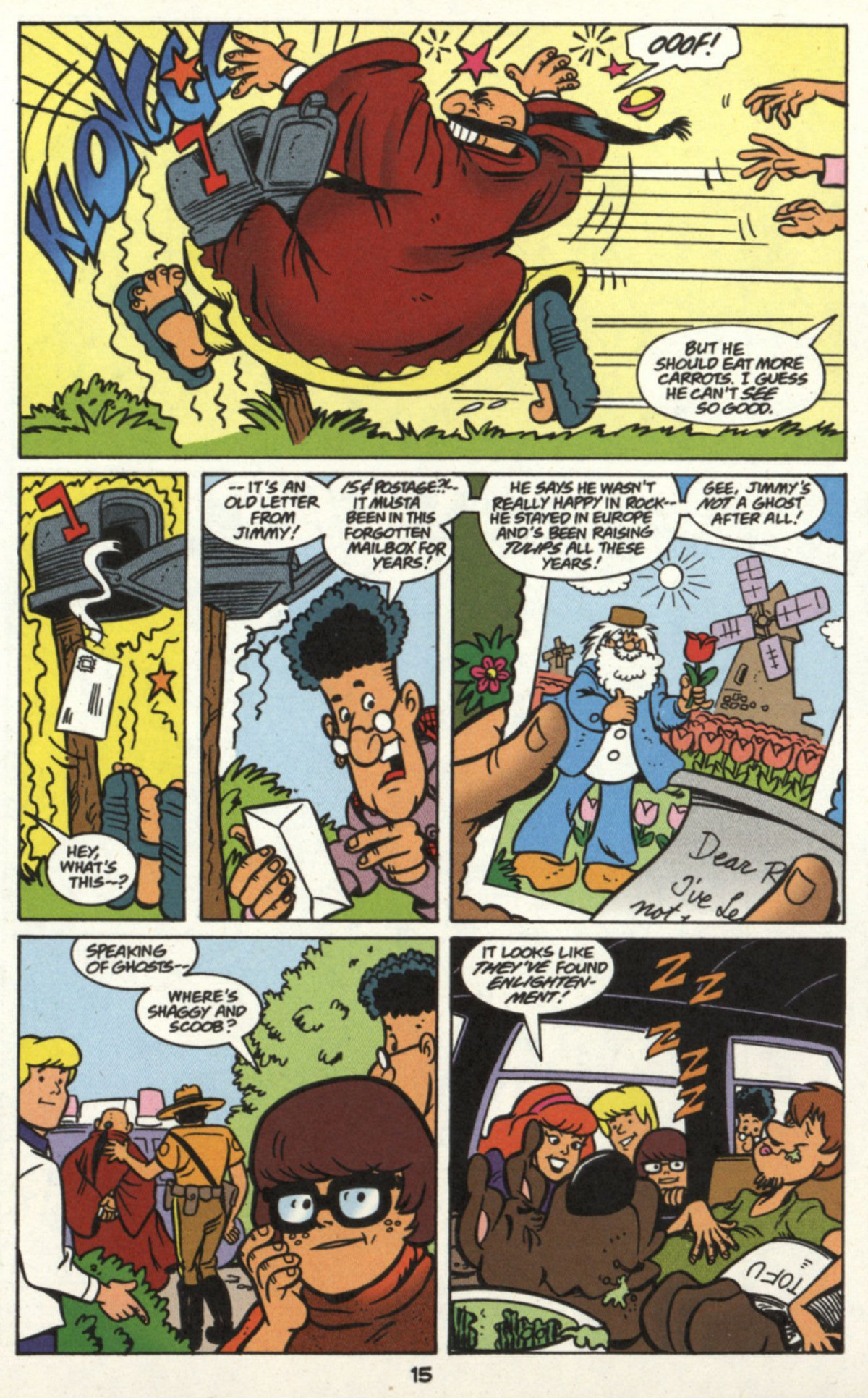 Read online Scooby-Doo (1997) comic -  Issue #16 - 14