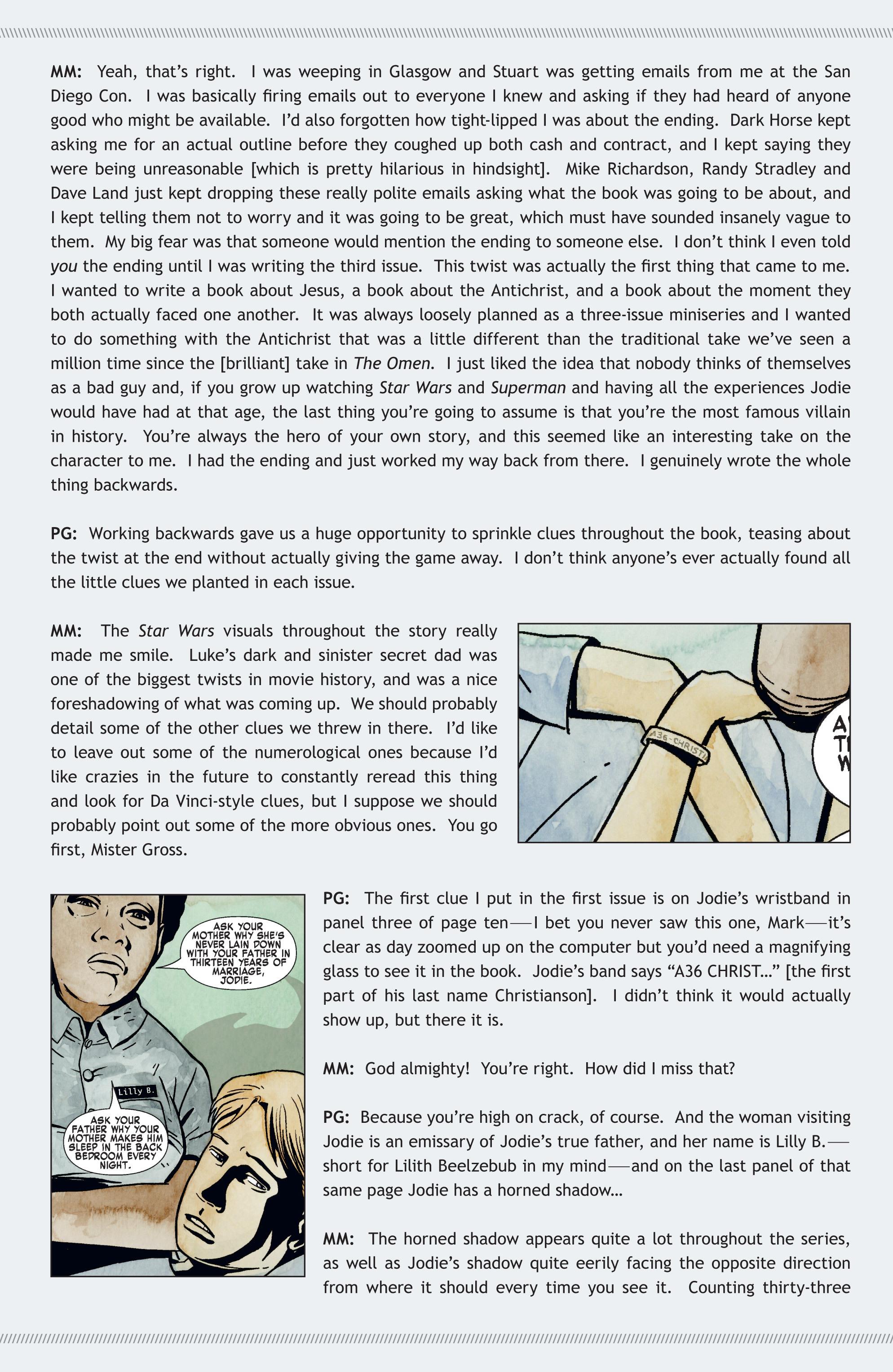Read online American Jesus comic -  Issue # TPB - 80