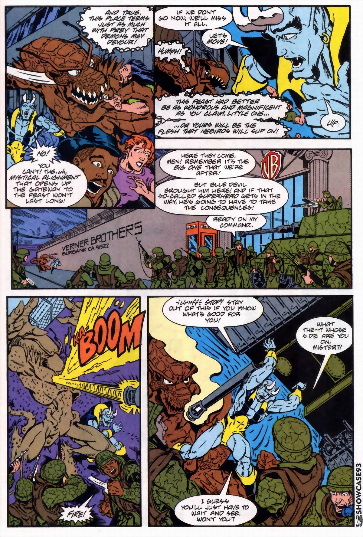 Read online Showcase '93 comic -  Issue #6 - 31