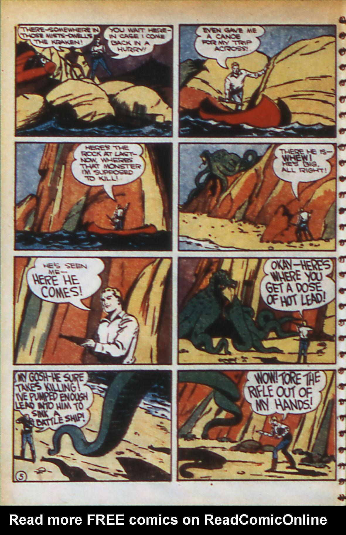 Read online Adventure Comics (1938) comic -  Issue #56 - 37