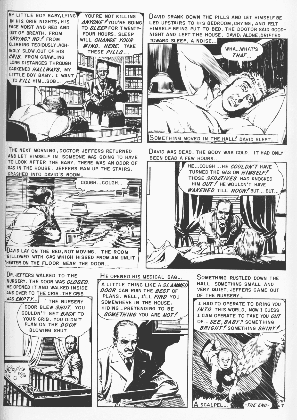 Read online Shock SuspenStories comic -  Issue #7 - 33