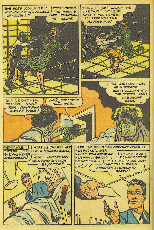 Read online Shadow Comics comic -  Issue #87 - 5