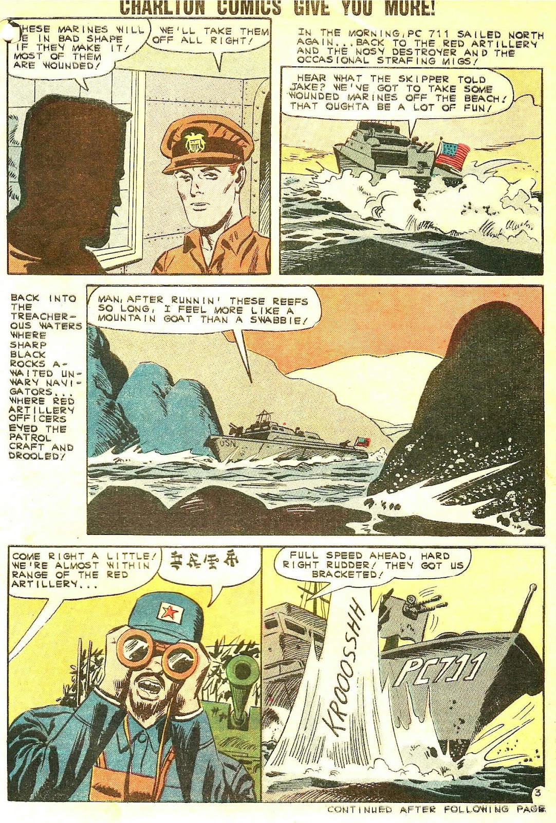 Read online Fightin' Navy comic -  Issue #102 - 5