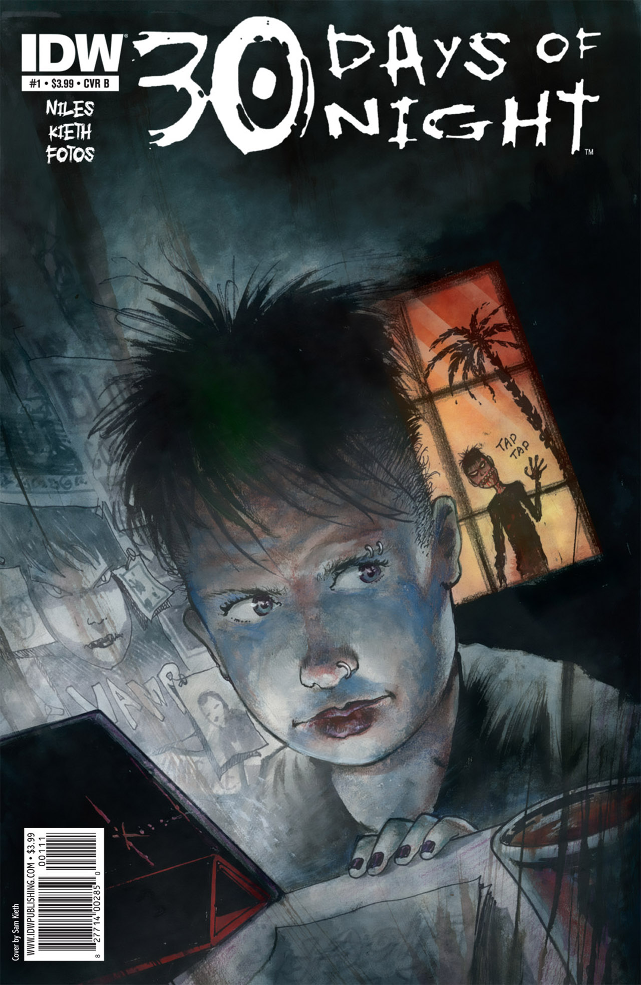 Read online 30 Days of Night (2011) comic -  Issue #1 - 2