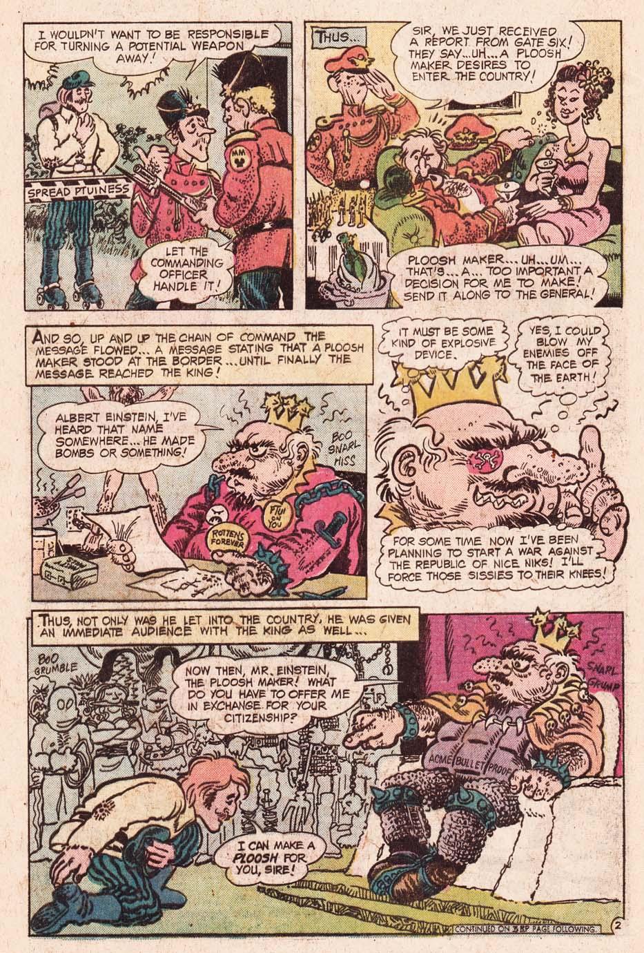 Read online Plop! comic -  Issue #17 - 28
