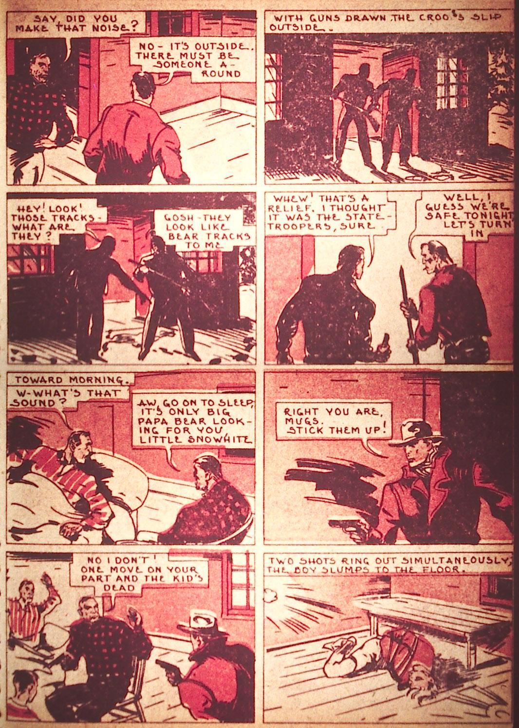 Read online Detective Comics (1937) comic -  Issue #25 - 51