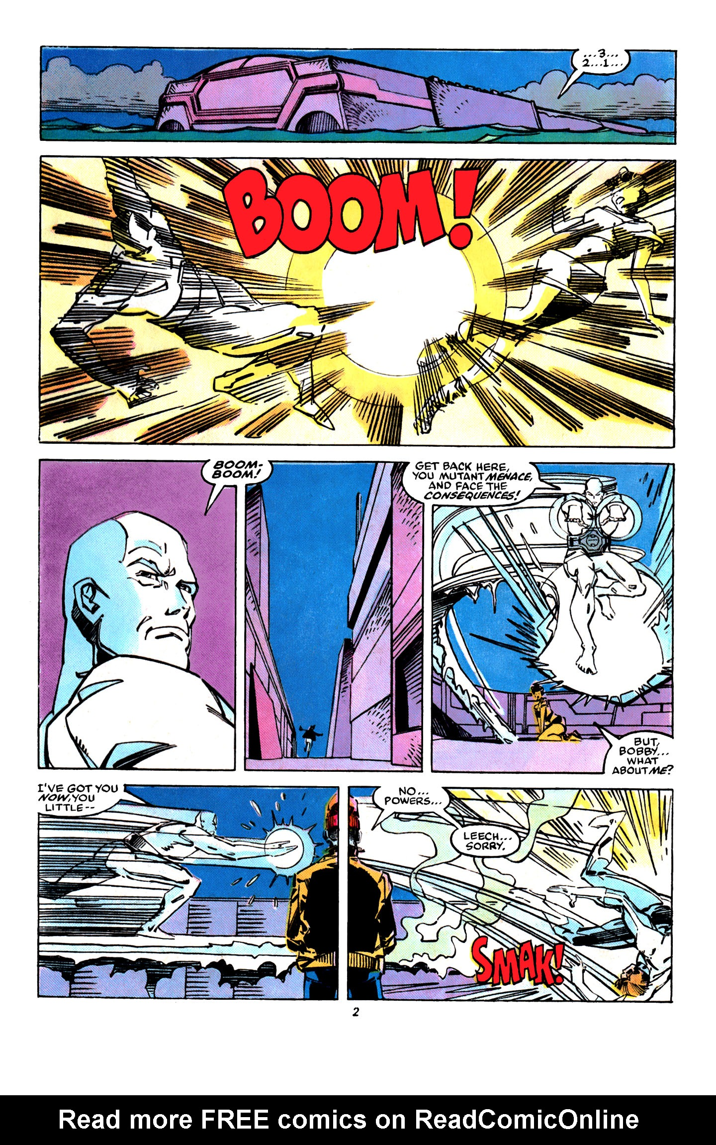 Read online X-Factor (1986) comic -  Issue #31 - 3