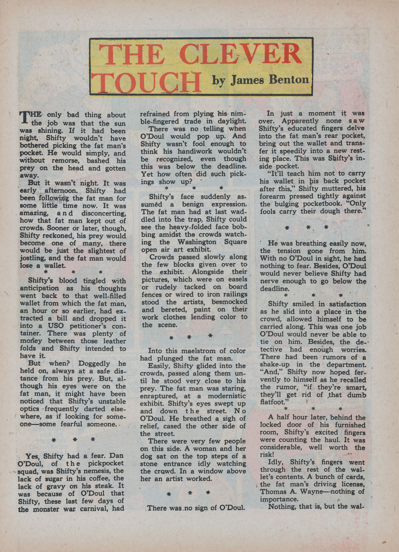 Detective Comics (1937) 70 Page 40