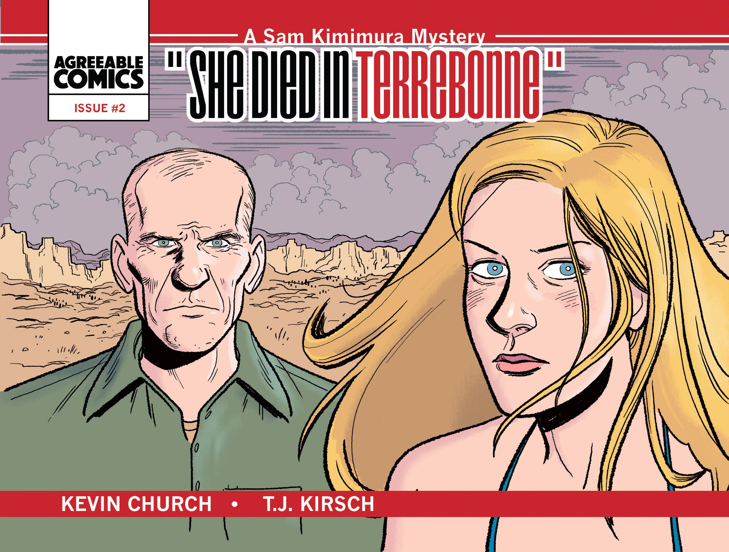 Read online She Died In Terrebonne comic -  Issue #2 - 1