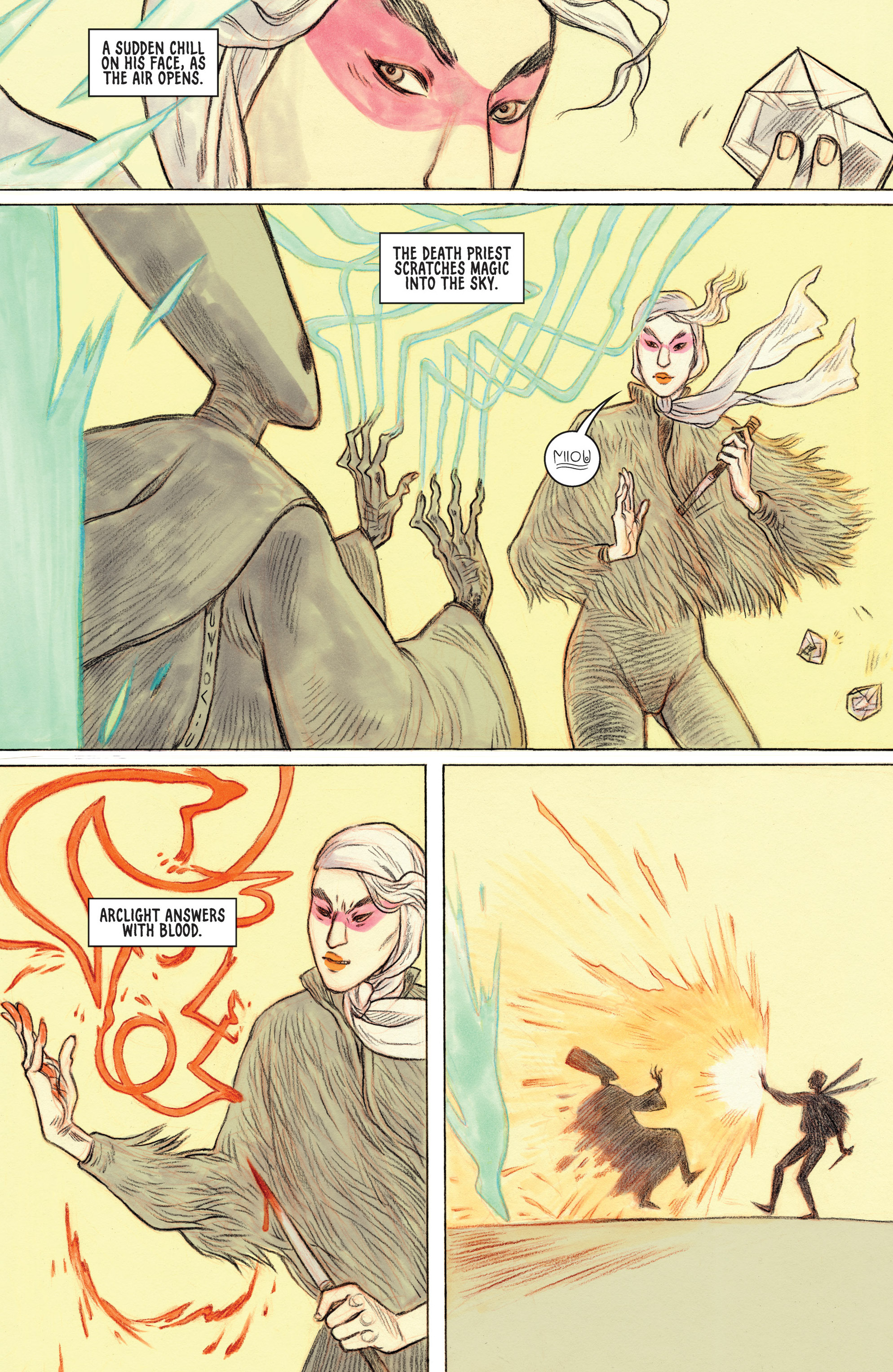 Read online 8House comic -  Issue #2 - 16