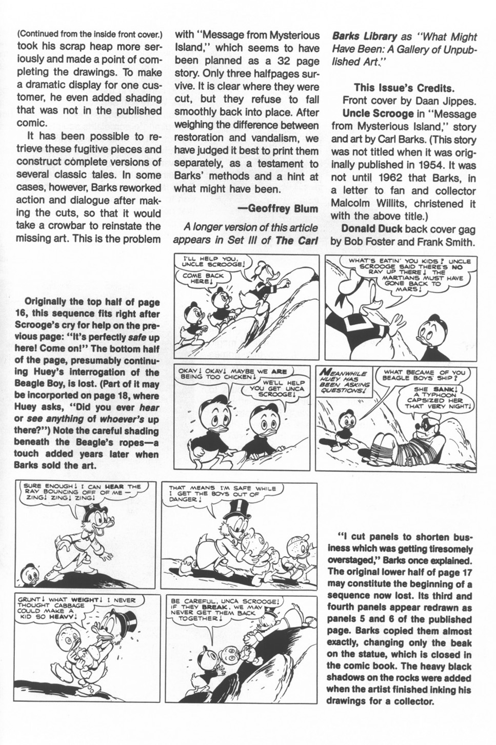 Read online Uncle Scrooge (1953) comic -  Issue #222 - 35