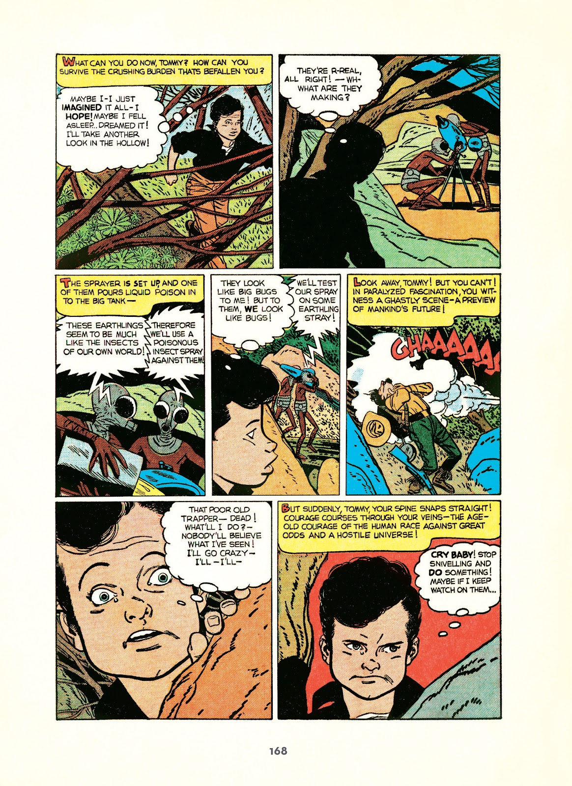 Read online Setting the Standard: Comics by Alex Toth 1952-1954 comic -  Issue # TPB (Part 2) - 69