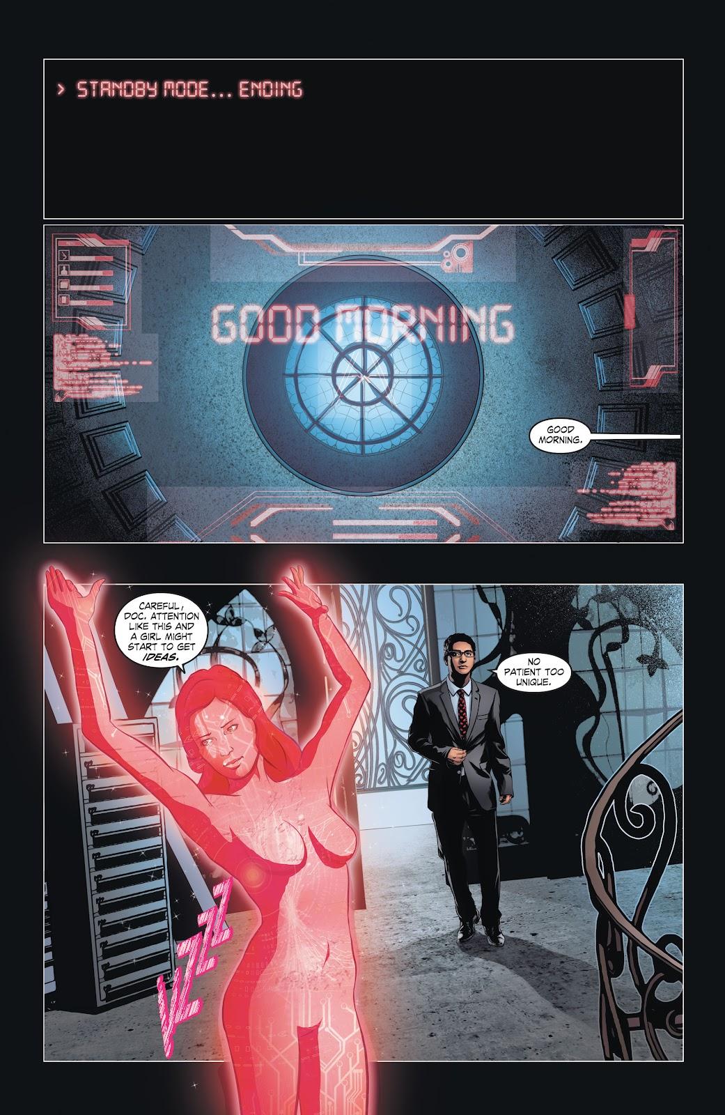 Read online Smallville Season 11 [II] comic -  Issue # TPB 6 - 7