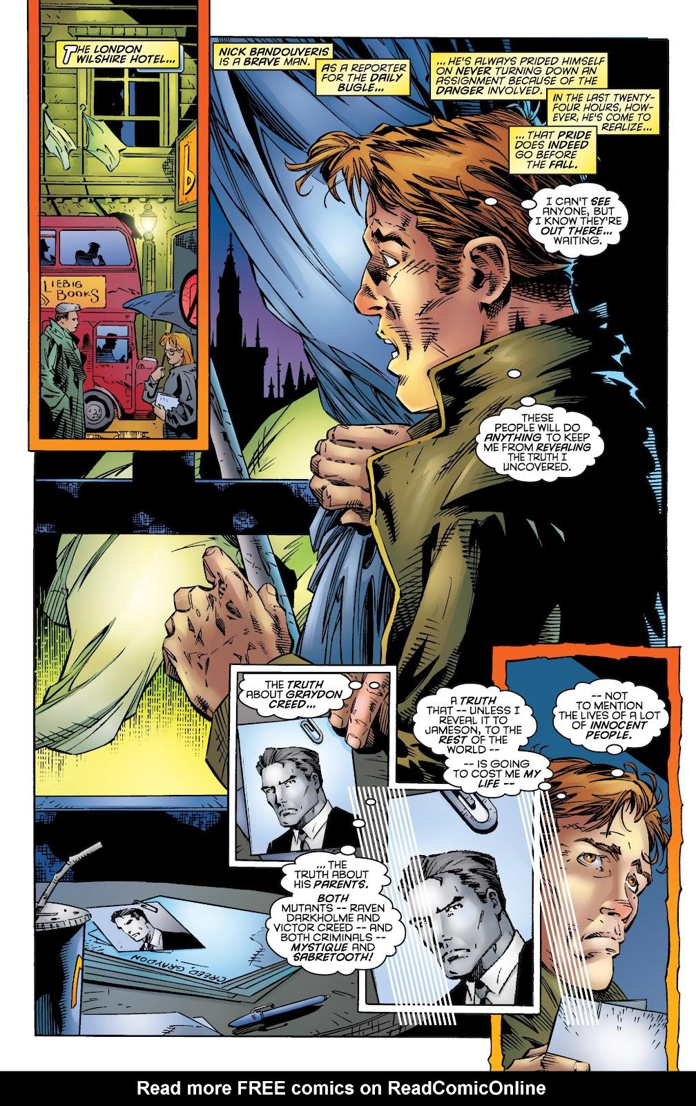 Uncanny X-Men (1963) issue 339 - Page 10