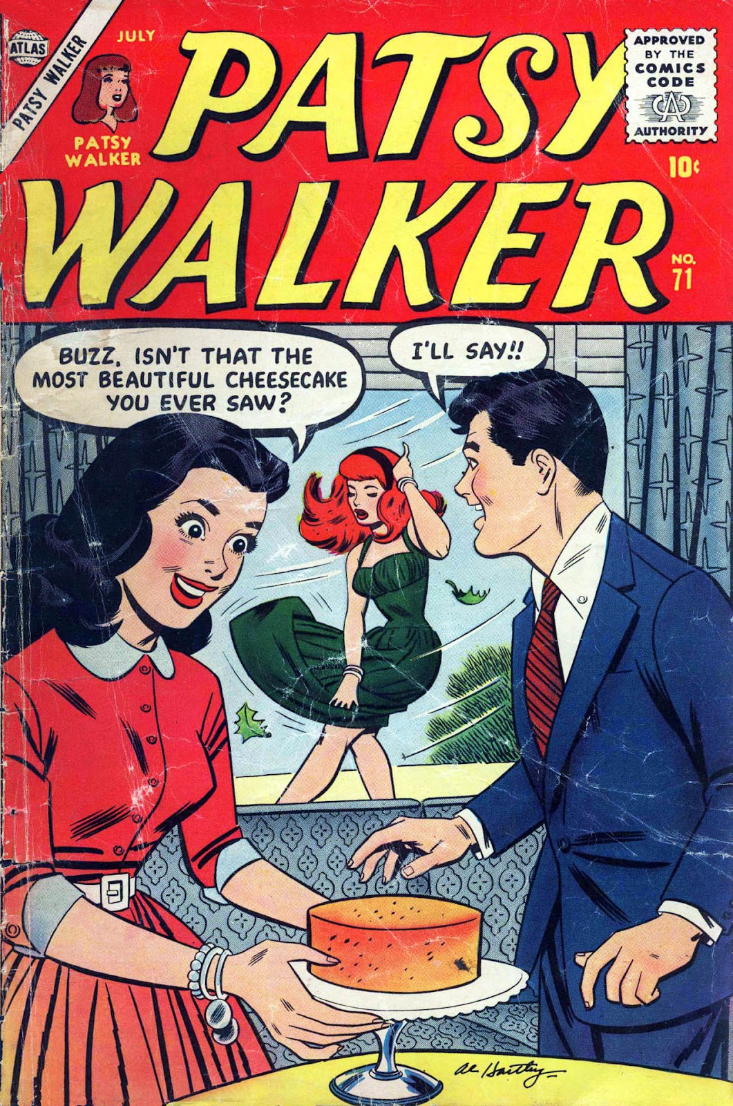Patsy Walker 71 Page 1