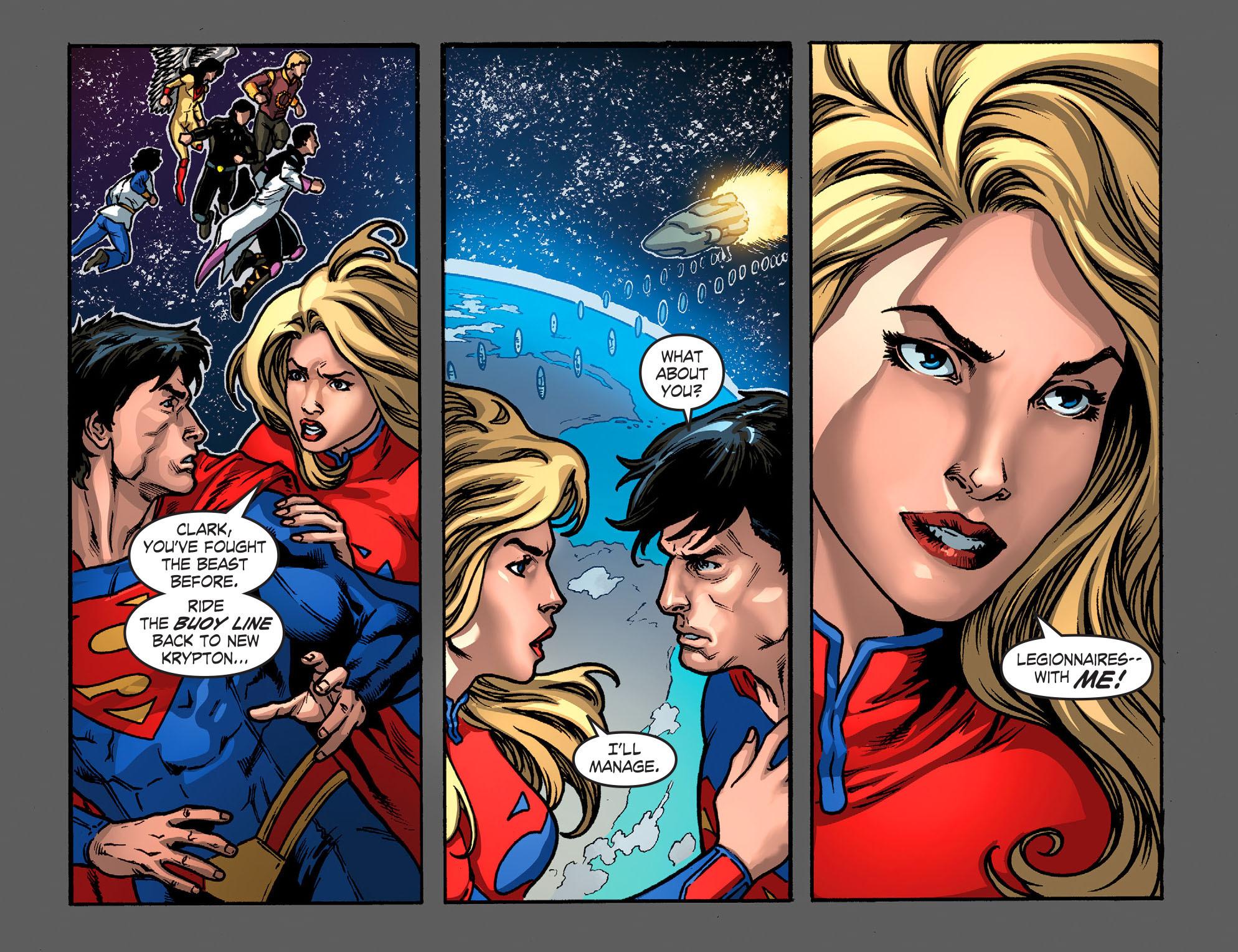 Read online Smallville: Season 11 comic -  Issue #52 - 5