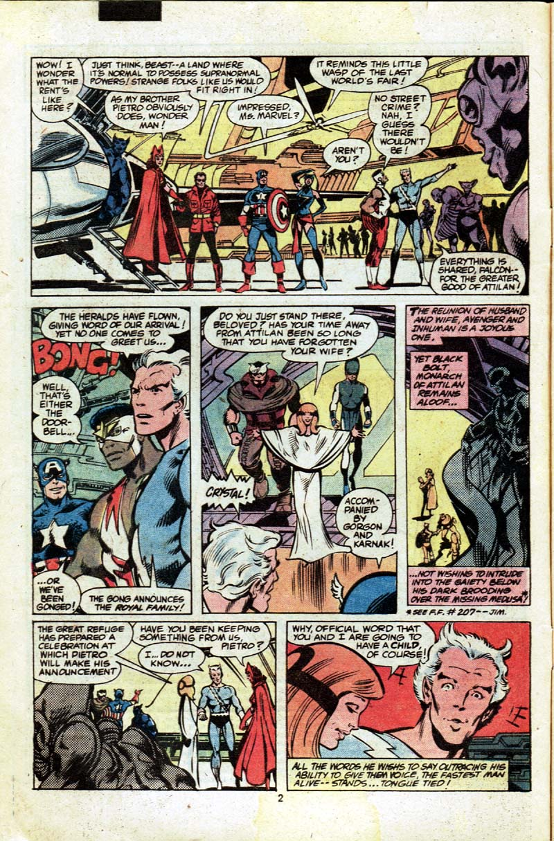 The Avengers (1963) 188 Page 2