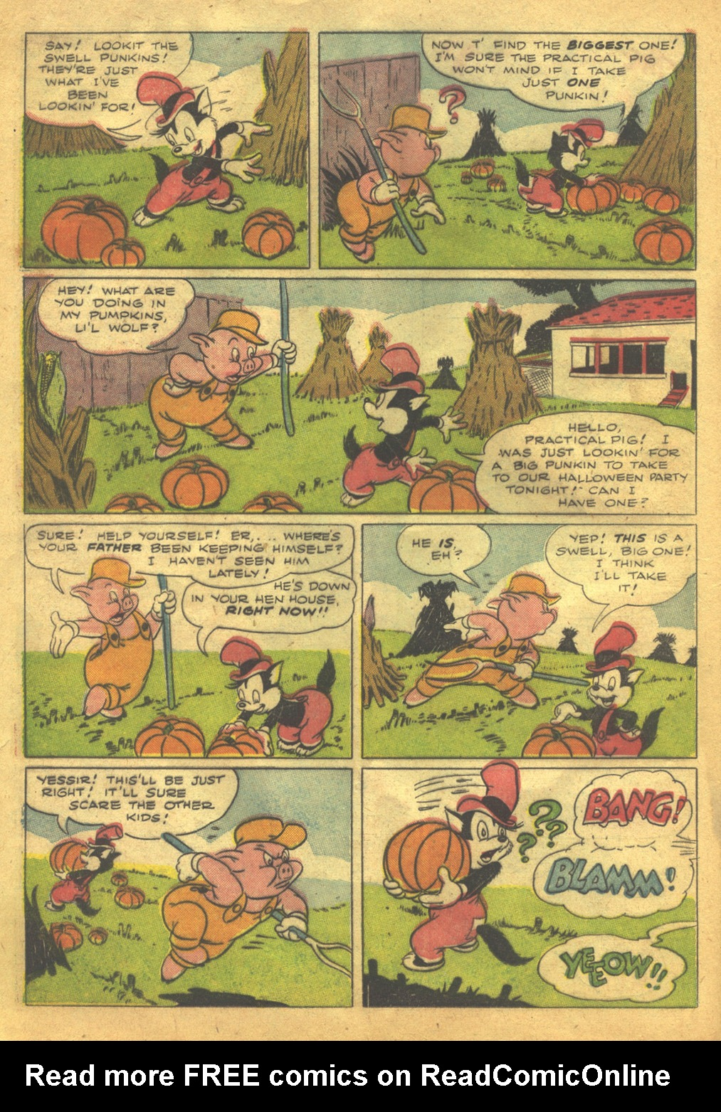 Walt Disney's Comics and Stories issue 62 - Page 22