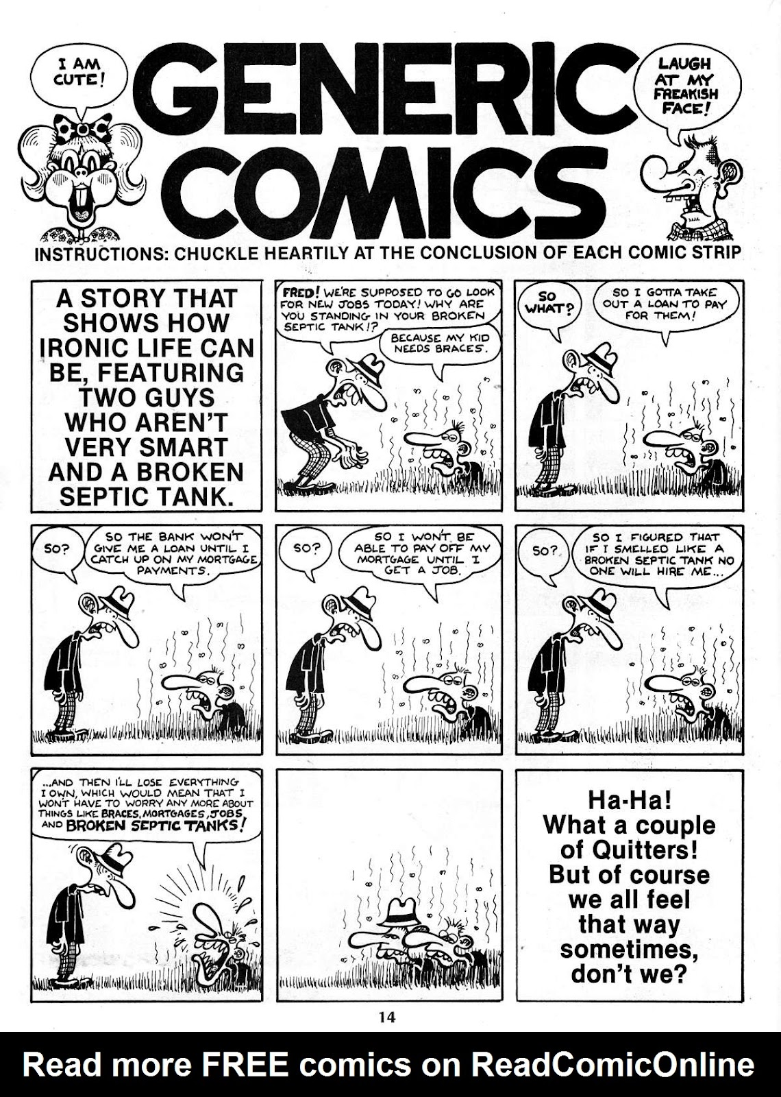 Read online Neat Stuff comic -  Issue #2 - 16