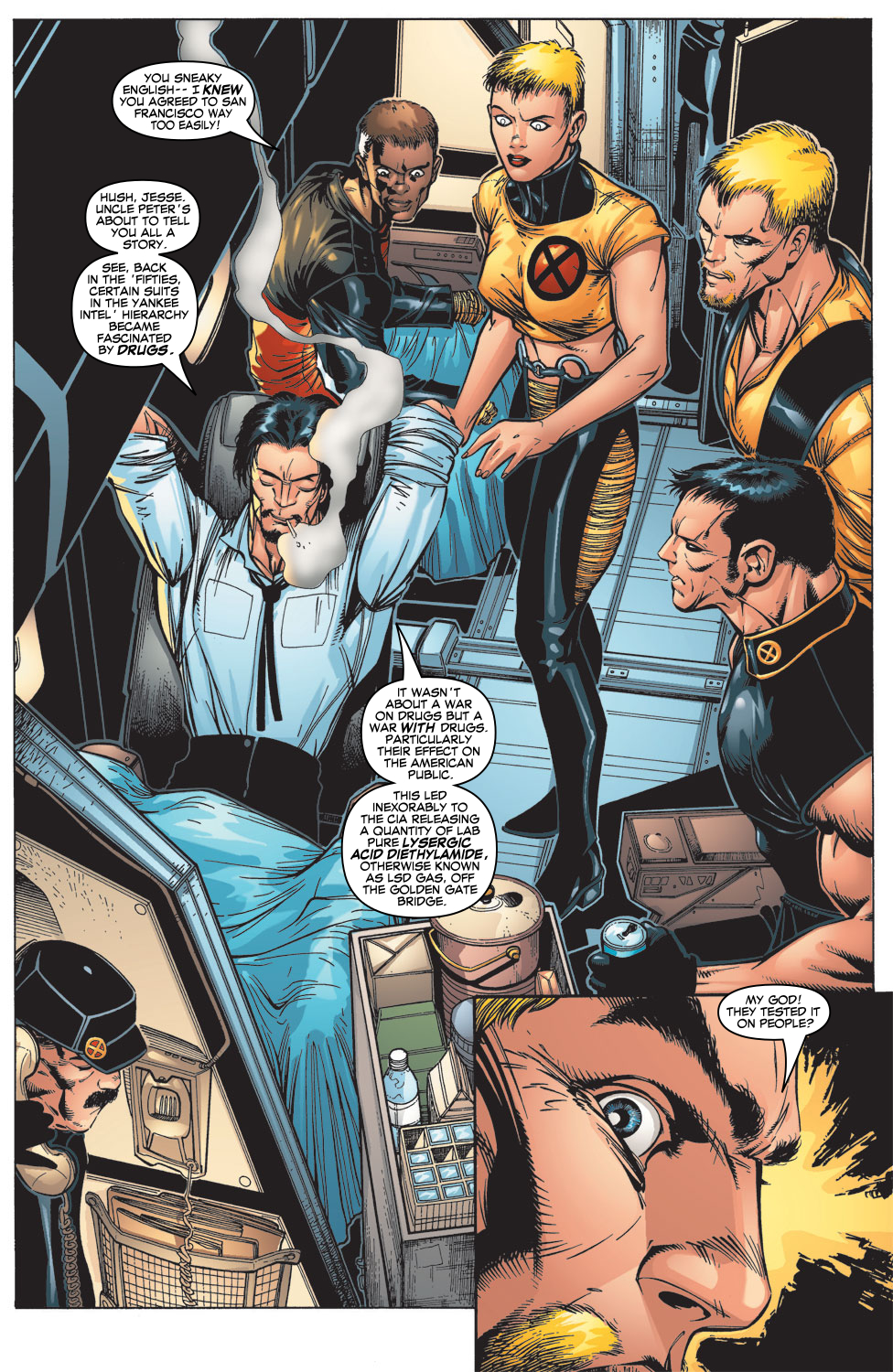 Read online X-Force (1991) comic -  Issue #103 - 12
