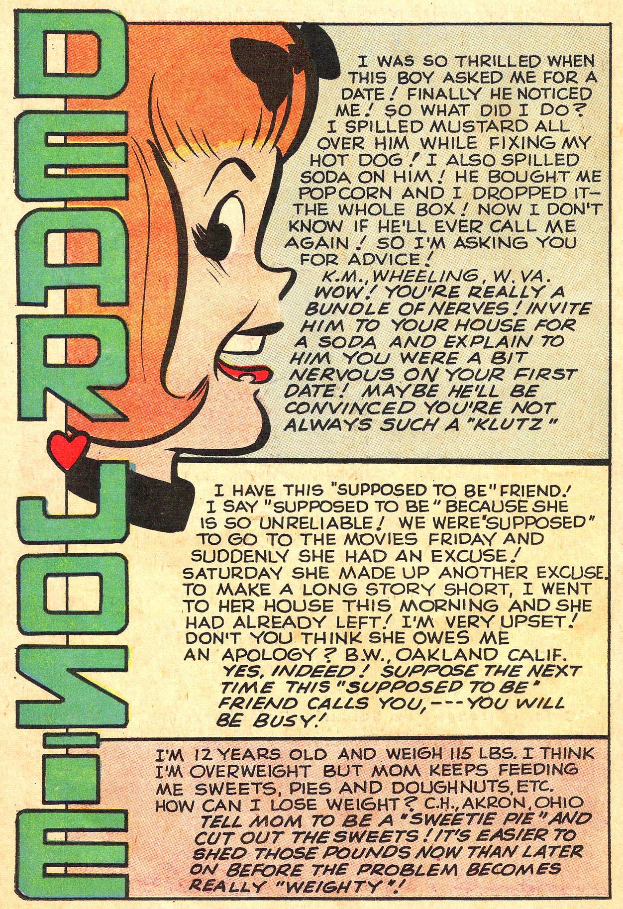 Read online She's Josie comic -  Issue #59 - 42