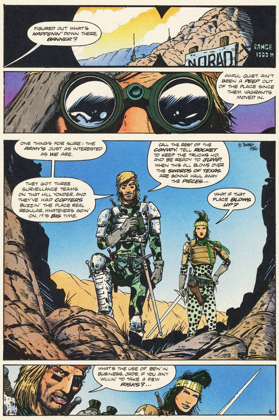 Read online Scout comic -  Issue #12 - 8